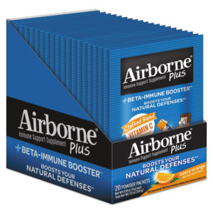 Airborne® Immune Support Supplement Plus Beta Immune Booster™