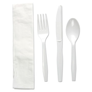 Boardwalk® Four-Piece Cutlery Kit