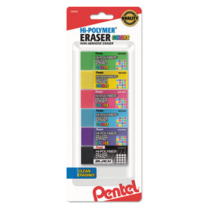Pentel® Hi-Polymer® Eraser