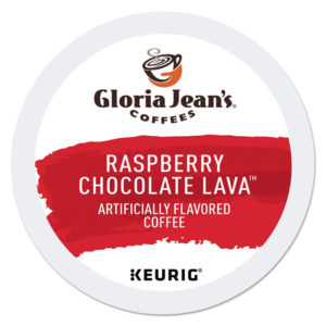 Gloria Jean's® Raspberry Chocolate Lava™ K-Cup