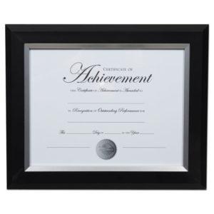 DAX® 2-Tone Document Frame