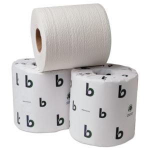 Boardwalk® Boardwalk® Green Bathroom Tissue