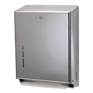 San Jamar® C-Fold/Multifold Towel Dispenser