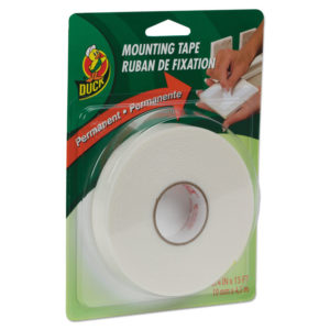 Duck® Double-Stick Foam Mounting Tape