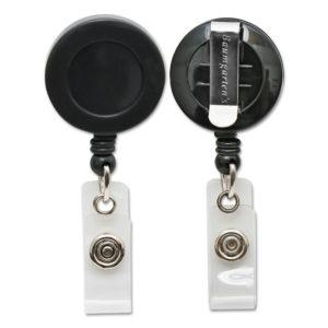 SICURIX® Swivel-Style Belt Clip ID Card Reel