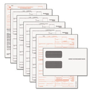 TOPS™ 1099 Misc. Tax Forms Kit