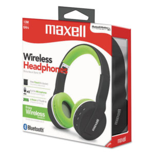 Maxell® Bluetooth Headphone with MIC