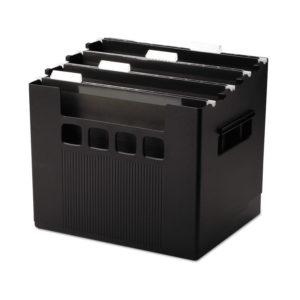 Pendaflex® Portable Desktop File With Hanging Folders