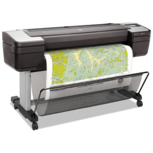 HP DesignJet T1700 44-in Printer