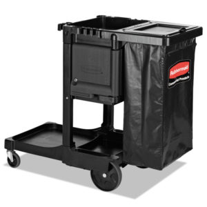 Rubbermaid® Commercial Executive Janitorial Cleaning Cart
