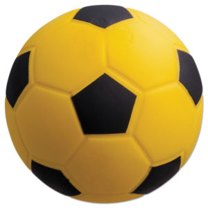Champion Sports Coated Foam Sport Ball