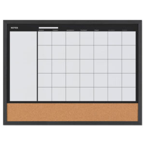 MasterVision® 3-In-1 Combo Planner