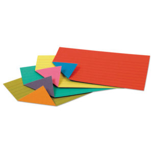 Oxford™ Extreme Index Cards