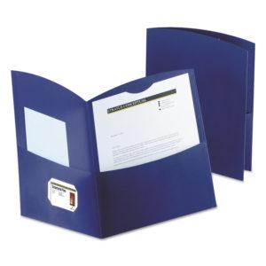 Oxford™ Contour Twin-Pocket Folders