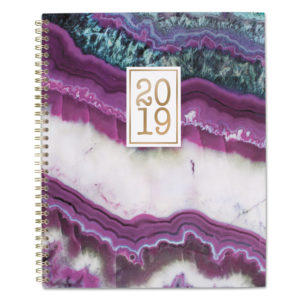 Cambridge® Agate Weekly/Monthly Planners