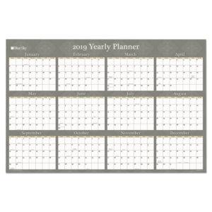 Blue Sky™ Adrianna Laminated Calendar