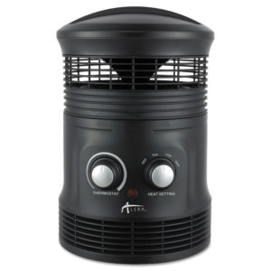 Alera® 360° Circular Fan Forced Heater