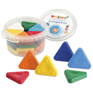 Stride Primo Triangle Crayons