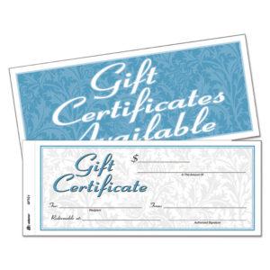 Adams® Gift Certificates