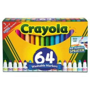 Crayola® Broad Line Washable Markers