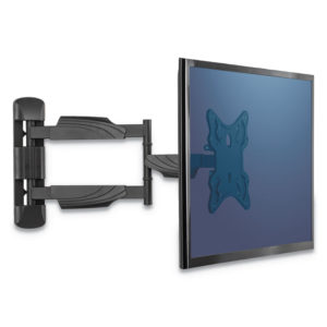 Fellowes® Full Motion TV Wall Mount