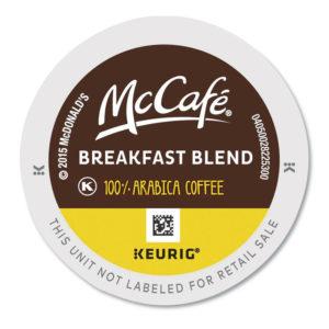 McCafe® Breakfast Blend K-Cup