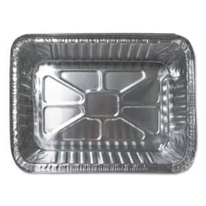 Durable Packaging Aluminum Closeable Containers