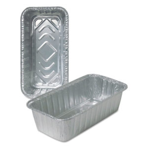 Durable Packaging Aluminum Loaf Pans