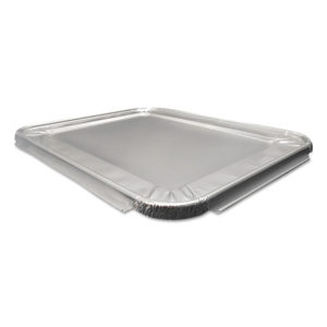 Durable Packaging Aluminum Steam Table Lids