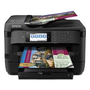Epson® WorkForce® WF-7720 Wide-format All-in-One Printer