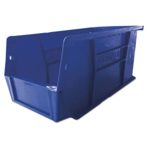 FireKing® Plastic Stacking and Hanging Parts Bin