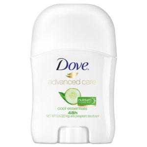 Dove® Invisible Solid Antiperspirant Deodorant
