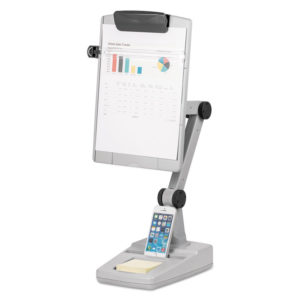 Fellowes® Flex Arm Weighted Base Copyholder