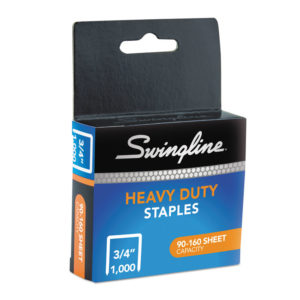 Swingline® S.F.® 13 Heavy-Duty Staples
