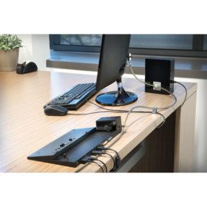 Kensington® Desktop and Peripherals Locking Kit