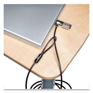 Kensington® Combination Laptop Lock