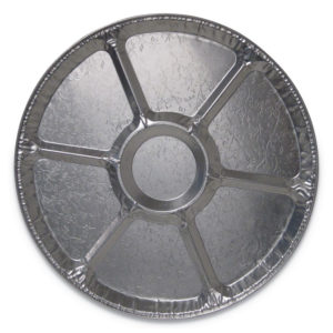 Durable Packaging Aluminum Cater Trays