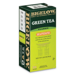 Bigelow® Decaffeinated Green Tea