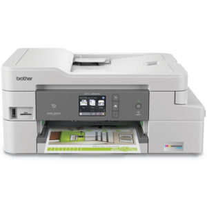 Brother Compact Color Inkjet All-in-One