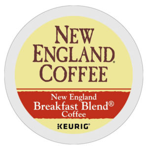 New England® Coffee Breakfast Blend K-Cup® Pods