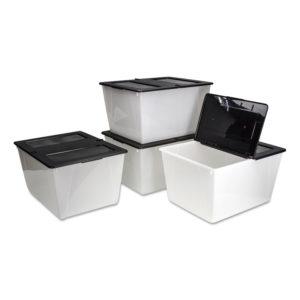 Storex Storage Tote