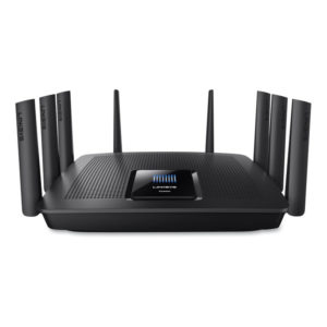LINKSYS™ Max-Stream AC5400 Tri-Band Wi-Fi Router