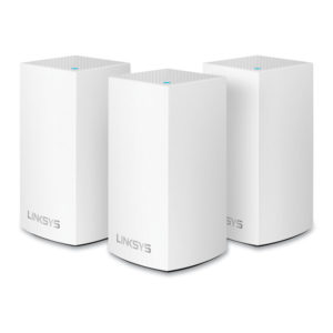 LINKSYS™ VELOP AC3900 Whole Home Mesh WiFi Dual Band