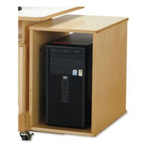 Jonti-Craft Closed CPU Booth