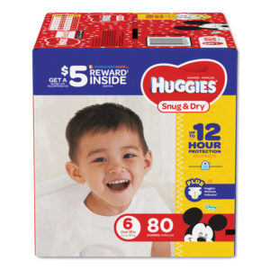 Huggies® Snug & Dry Diapers