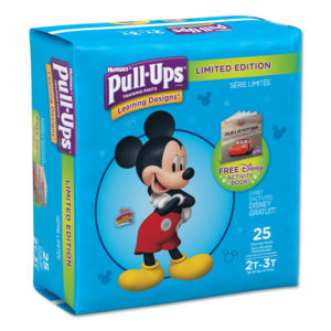 Huggies® Pull-Ups® Learning Designs Potty Training Pants for Boys