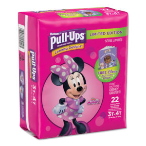 Huggies® Pull-Ups® Learning Designs Potty Training Pants for Girls