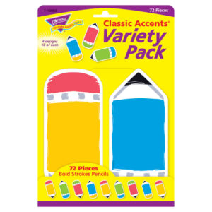 TREND® Bold Strokes Classic Accents® Variety Pack
