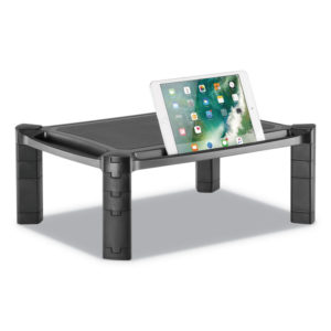 Innovera® Large Monitor Stand with Cable Management