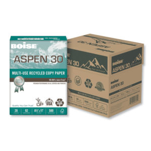 Boise® ASPEN® Multi-Use Recycled Paper